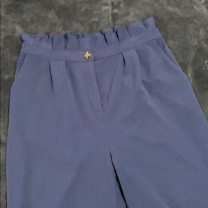 Blue going out pants